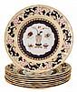 Eight Masons Ironstone Oriental
