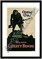 World War I Liberty Bond poster,