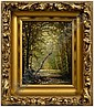 Carl Christian Brenner painting (Kentucky,, Carl Christian Brenner, Click for value