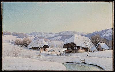 Karl Hauptmann (German, 1880-1947),