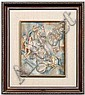 John Barber painting (New York, 1893-1965), titled, John Barber, Click for value