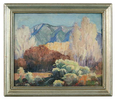 Landscape by Walter Alexander Bailey