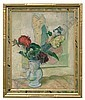 Still life by Alexander Warshawsky, Alexander Warshawsky, Click for value