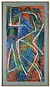 Abstract by William Melton Halsey, William Melton Halsey, Click for value
