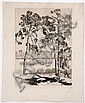 Walter Ronald Locke etching (Florida, born 1883),, Walter Ronald Locke, Click for value
