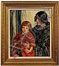 Frederick Stead painting (British, 1863-1940),, Fred Stead, Click for value