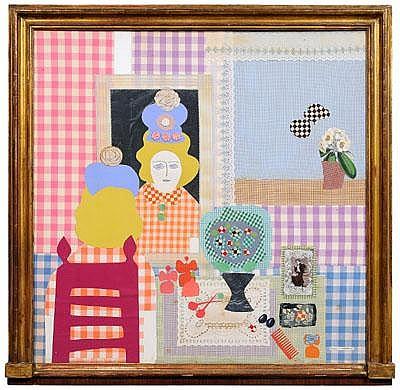 Gloria Vanderbilt (New York, born 1924), Sunday,