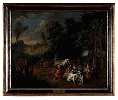 Attributed to Pieter Angillis (Flemish,