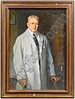 John Christen Johansen painting (Danish,, John C Johansen, Click for value