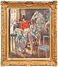 Marcel Cosson painting (Jean Louis Marcel Cosson,, Marcel Cosson, Click for value