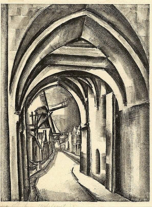 Troelstra, J.P. (1891-1979).