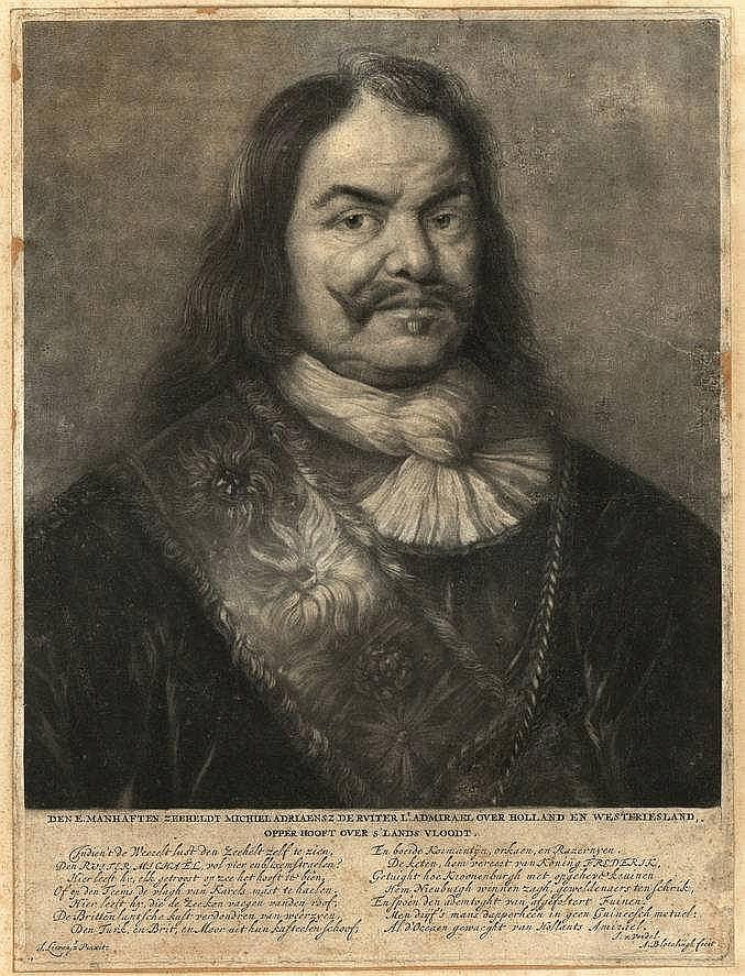 [Portraits]. Blooteling, A. (1640-1690).