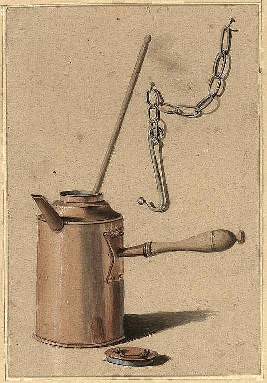Lauwers, J.J. (1753-1800) (attrib.). (Still life o