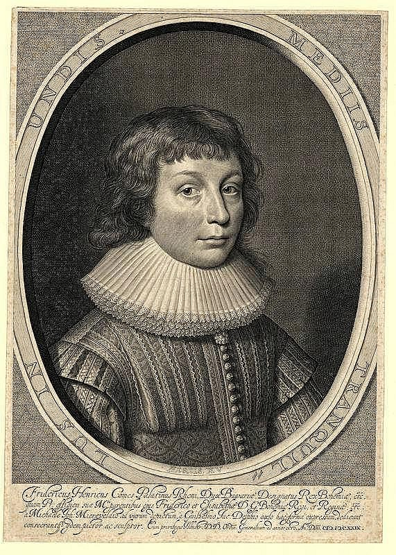 [Portraits]. Delff, W.J. van (1580-1638). Portrait