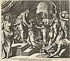 Chaperon, N. (1612-±1656). Lot of 6 etchings after, Nicolas Chaperon, Click for value