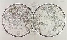 [Atlases]. Brué, A. Atlas universel de géographie physique, politique, anci