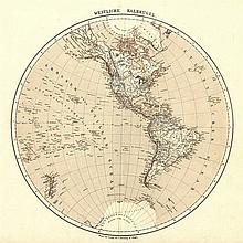 [Atlases]. Sohr, K. and Berghaus, H. Sohr-Berghaus Hand-Atlas der neueren E