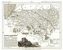 [Atlases]. Monin, V. Petit atlas national des départements de la France et