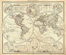 [Atlases]. Stein, C.G.D. Neuer Atlas der ganzen Erde für die Gebildeten all