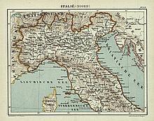 [Atlases]. Kuyper, J. Wereld-atlas voor kantoor en huiskamer. Amst., G.L. F