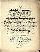 [Atlases]. Löwenberg, J. Historisch-geographischer Atlas zu den allgemeinen