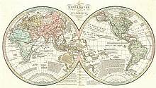 [Atlases]. Le Sage, A. (= E. de Las Cases). Atlas historique, généalogique,
