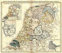 [Atlases]. Mees Azn., G. Historische atlas van Noord-Nederland van de XVI e
