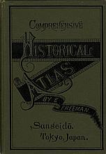 [Atlases]. Freeman, E. Comprehensive Historical Atlas based on Freeman's wo