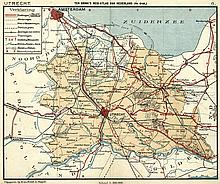 [Atlases]. Hols, P. and Stenvert, M. (ed.). Ten Brink's touristenatlas van