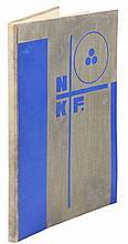Zwart, P. [N.K.F.]. (Catalogue) NKF. Delft, N.V. Nederlandsche Kabelfabriek