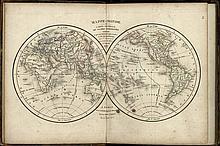 [Atlases]. Delamarche, F. Atlas de la géographie ancienne et moderne. Paris
