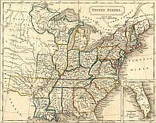 [Atlases]. Butler, S. An Atlas of Modern Geography. London, Longman, Rees,