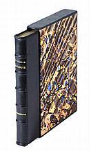 Perron, E. du. Blocnote klein formaat. The Hague, L.J.C. Boucher, 1936, 1st