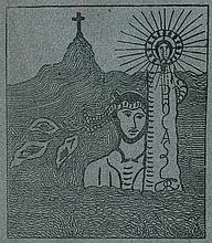 Gourmont, R. de. Phocas. Paris, Mercure de France, 1895, 1st ed., 28,(1)p.,
