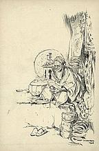 [Nypels, C.]. Dam, C.F. van. Marrakech. Maastr., Leiter-Nypels, 1931, 1st e