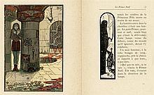 Gachons, J. des. Le Prince Naïf. Paris, Edmond Girard, 1894, 1st ed., 54p.,