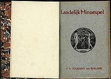 Toussaint van Boelaere, F.V. Landelijk Minnespel. Het Verhaal van een dag t