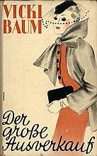[Exil]. Baum, V. Der grosse Ausverkauf. Amst., Querido, 1937, 1st ed., 253,