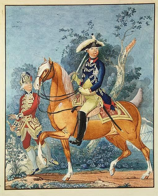 Fargue van Nieuwland, I.L. la. (1726-1805).