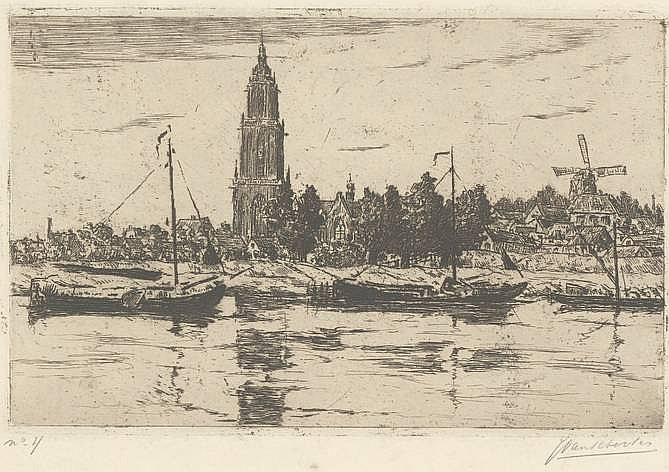Scherft, J.D. (1891-1969).