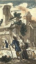 Vanière, J. Praedium Rusticum. Toulouse, A. Colomyez, 1706, 1st ed., (6),27