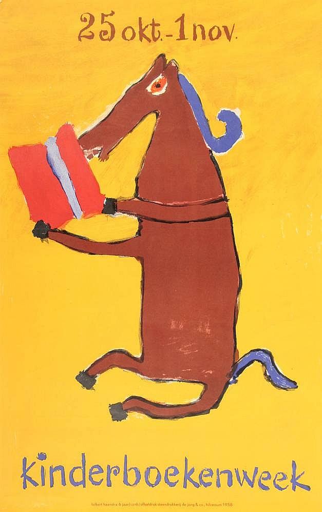 [Posters]. Klaasse, P. (1918-2001).