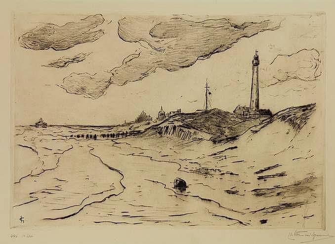 Storm van 's Gravesande, C.N. (1841-1924).