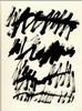 Schoonhoven, J.J. (1914-1994). (Composition with brushstrokes). Lithograph,, Jan Schoonhoven, €200