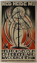 [Posters]. Beeftink, A. (1908-1985).