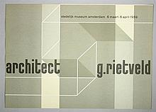 [Posters]. Crouwel, W.H. (b.1928) and Ko Liang, I. (1927-1975).