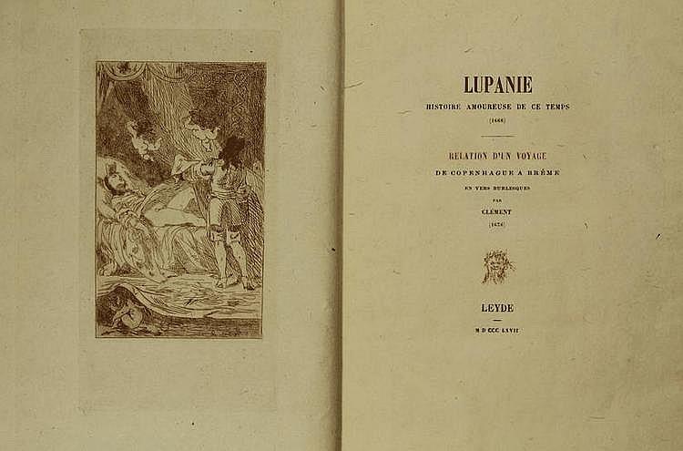 (Blessebois, P.C. under pseud. Paul Alexis).