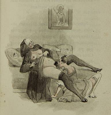 Le boudoir d' Amaranthe ou Les nouveaux plaisirs