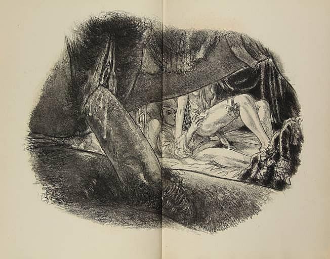 Denon, V. Point de Lendemain ou La nuit