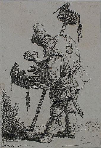 Vliet, J.J. van (active ±1628-1637).